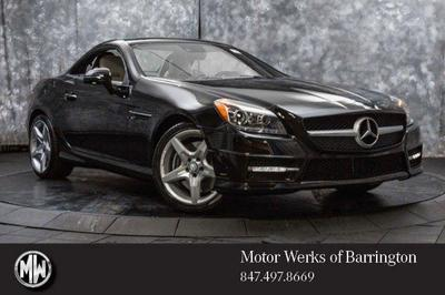 Used 2014 Mercedes-Benz SLK350