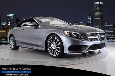 New 2017 Mercedes-Benz S 550