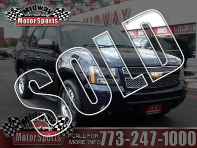 Used 2008 Chevrolet Tahoe LTZ