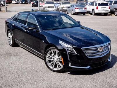 New 2017 Cadillac CT6 3.0L Twin Turbo Platinum