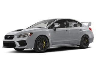 New 2018 Subaru WRX STI Limited