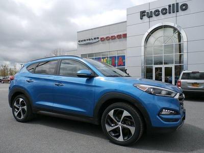 Used 2016 Hyundai Tucson Limited