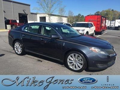 Certified 2013 Lincoln MKS EcoBoost