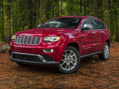 Used 2016 Jeep Grand Cherokee Summit