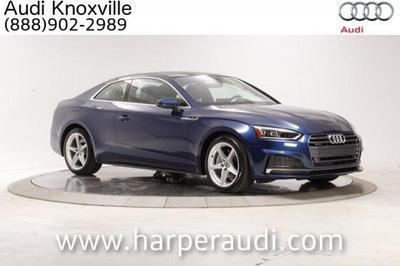 New 2018 Audi A5 Premium Plus