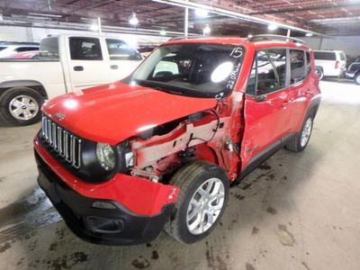 Used 2015 Jeep Renegade Latitude