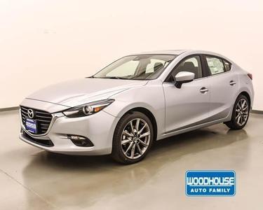 New 2018 Mazda Mazda3 Grand Touring