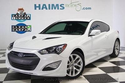Used 2016 Hyundai Genesis Coupe 3.8 Base