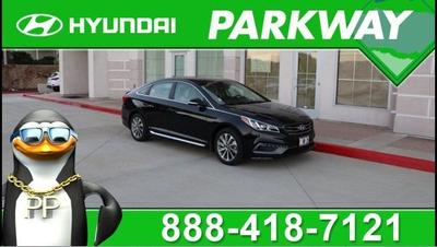 New 2017 Hyundai Sonata Sport