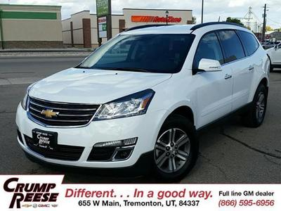 2017 Chevrolet Traverse 2LT