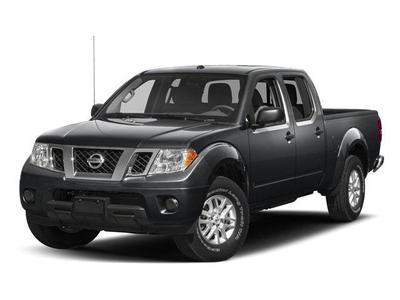New 2017 Nissan Frontier SV