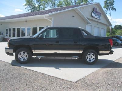 Used 2006 Chevrolet Avalanche 1500 LT