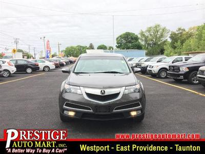 Used 2011 Acura MDX 3.7L
