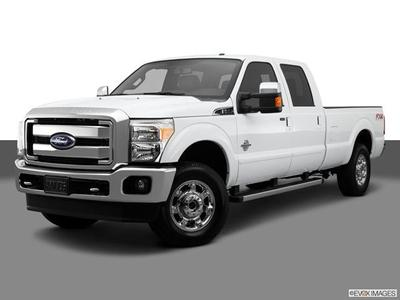 Used 2014 Ford F-250 Super Duty