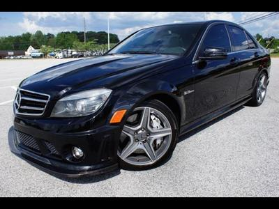 Used 2011 Mercedes-Benz C 63 AMG