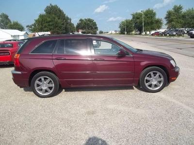 Used 2008 Chrysler Pacifica Limited