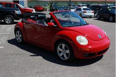 Used 2007 Volkswagen New Beetle 2.5