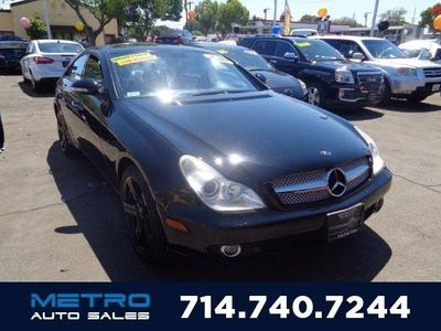 Used 2007 Mercedes-Benz CLS550