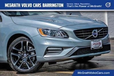 New 2018 Volvo S60 Dynamic