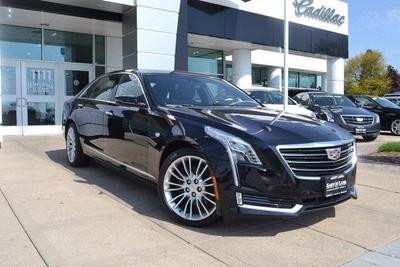 New 2016 Cadillac CT6 3.6L Premium Luxury