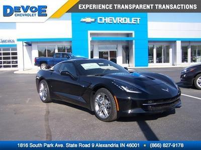 New 2017 Chevrolet Corvette 1LT
