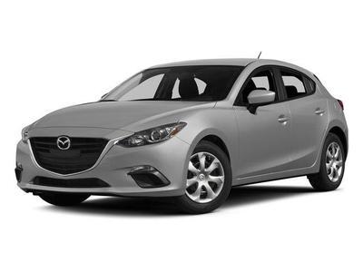 Certified 2015 Mazda Mazda3 i Touring
