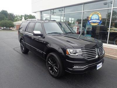 Used 2016 Lincoln Navigator Reserve
