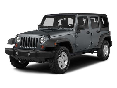 Used 2015 Jeep Wrangler Unlimited Unlimited Rubicon