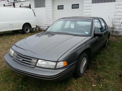 Used 1994 Chevrolet Lumina Base