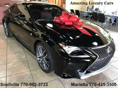 Used 2015 Lexus RC 350 Base