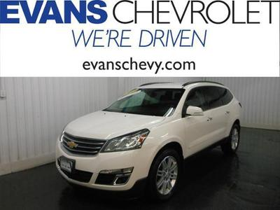Certified 2015 Chevrolet Traverse 1LT