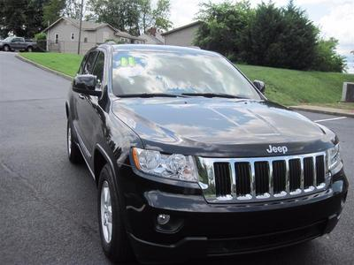 Used 2011 Jeep Grand Cherokee Laredo