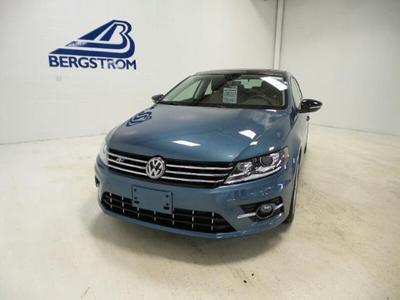 New 2017 Volkswagen CC 2.0T R-Line Executive