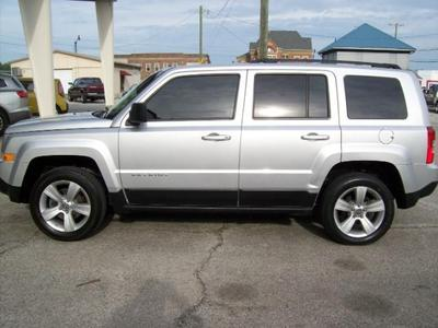 Used 2013 Jeep Patriot Latitude