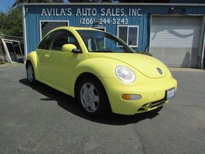 Used 2001 Volkswagen New Beetle GLS