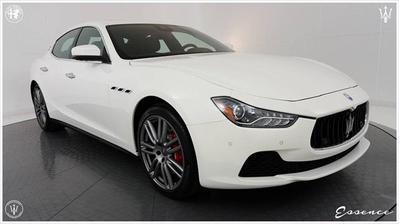 New 2017 Maserati Ghibli S