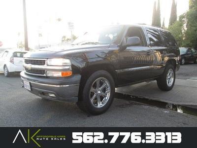 Used 2006 Chevrolet Tahoe LS