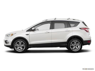 New 2017 Ford Escape Titanium