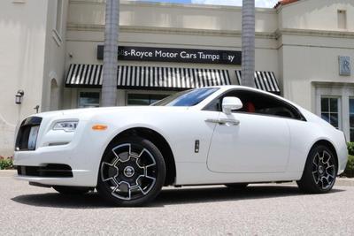 New 2017 Rolls-Royce Wraith Base