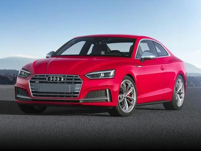 New 2018 Audi S5 3.0T Premium Plus quattro