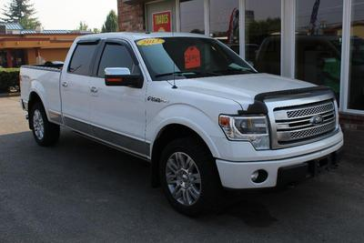 Used 2013 Ford F-150 Platinum
