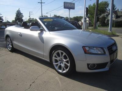 Used 2011 Audi A5 2.0T Premium quattro