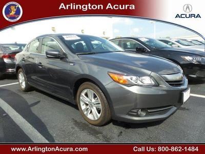 Certified 2013 Acura ILX Hybrid 1.5L