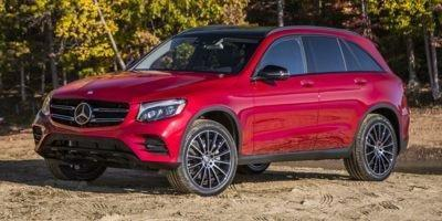 New 2018 Mercedes-Benz GLC 300 Base 4MATIC