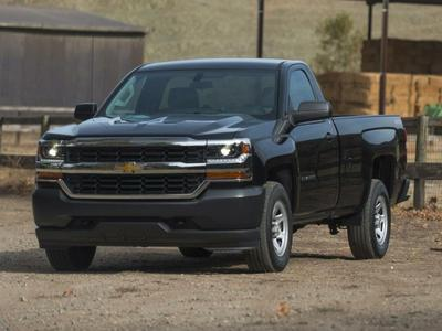 New 2017 Chevrolet Silverado 1500 1LT
