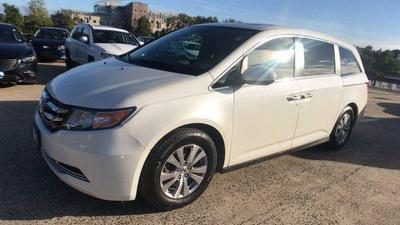 Certified 2014 Honda Odyssey EX-L