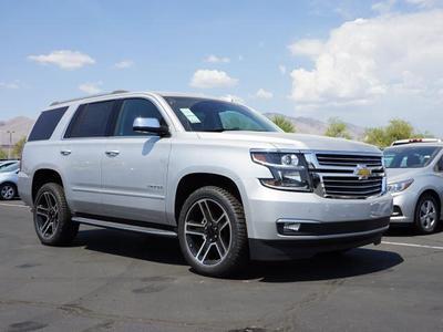 New 2017 Chevrolet Tahoe Premier