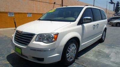 Used 2008 Chrysler Town & Country Limited