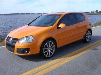 Used 2007 Volkswagen GTI Fahrenheit