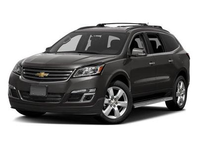 New 2017 Chevrolet Traverse 1LT